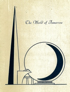 Cover from 1939 event program